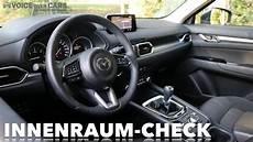 2019 Mazda Cx 5 Innenraum Check Up Display