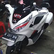 Modifikasi Honda Pcx 2018 by Jual Paketan Modifikasi Honda Pcx Lokal 2018 Tanpa Jok Di