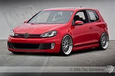 Seitenschweller R Style Vw Golf 6 Srs Tec
