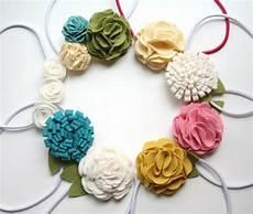 Blumen Aus Stoff Basteln - pin auf bastelanleitungen
