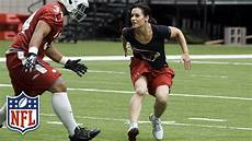 welter und welter the football journey of jen welter nfl canada play 60