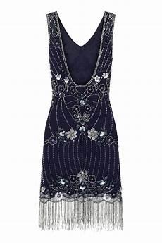 robe à franges ées 20 robe 233 es 20 bleue quot quot au rendez vous des pin up