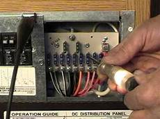 Rv Walk Thru Electrical Learn How The Electrical System