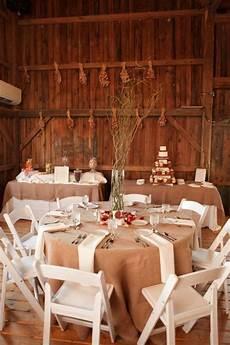 30 barn wedding reception table decoration ideas 2558853