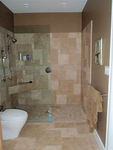 Tile Shower No Door open shower no door showers without doors