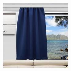 vorhang blau paneele dekovorhang wohnmobil vorhang mattis blau
