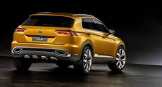 volkswagen 5 new crossovers by 2020 car news