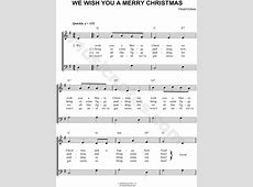 wish you a merry christmas guitar chords