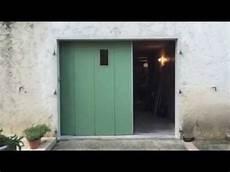 Porte De Garage Sectionnelle Lat 233 Rale Pos 233 E Et Motoris 233 E