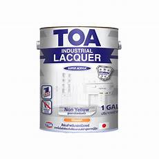 toa industrial lacquer product details