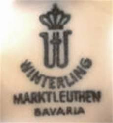 Porzellanfabrik Heinrich Winterling In Marktleuthen In