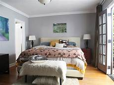 Bedroom Ideas Grey Walls by How To Apply Stikwood Paneling Hgtv