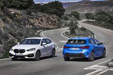 2019 bmw 1 series m135i xdrive and 118i