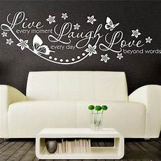 Live Laugh Stickers For Wall