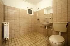 bathroom stock photo image of brown empty wall