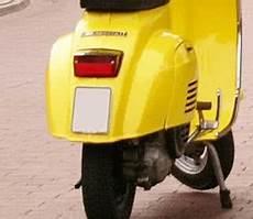 G 252 Nstige Versicherungskennzeichen F 252 R Vespa Roller Und