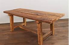 2 Rustic Recycled Oak Table Wood In 2019