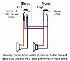 Stereo Option Und Impedanz Umschaltung An 2x12 Box