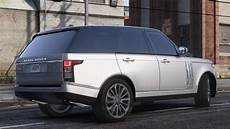 2013 Range Rover Vogue Gta5 Mods