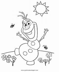 Malvorlagen Frozen Bunny Frozen Olaf 35 Gratis Malvorlage In Comic