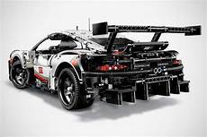 Lego Technic Porsche 911 Rsr Looked Like The Terminator Of