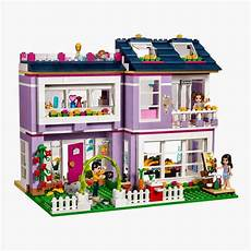 Malvorlagen Lego Friends House Brick Friends Lego 41095 S House
