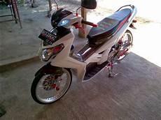 Motor Nouvo Modifikasi by Modifikasi Motor Yamaha Nouvo Modif Kontes Kumpulan
