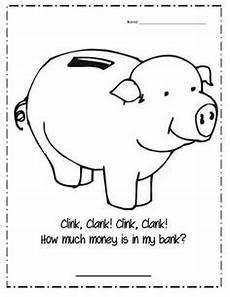 saving money worksheets for highschool students 2184 piggy bank coloring page elementary savings math tutor math homeschool math