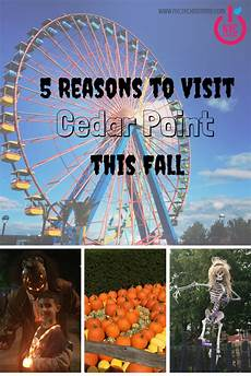 5 reasons to visit cedar point this fall nyc tech