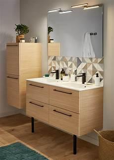 meuble colonne salle de bain leroy merlin du noir pour personnaliser le mobilier de la salle de bain