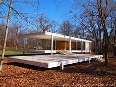 the edith farnsworth house by ludwig mies der rohe p