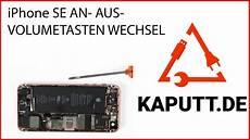 iphone se lautst 228 rke power button g 252 nstig reparieren