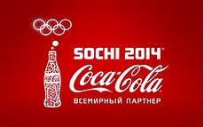 Top Sponsor Coca Cola Sochi 2014 Sponsorship