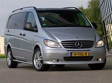 mercedes vito 123 2008 technical specifications