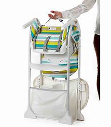 joie baby mimzy snacker high chair stripes