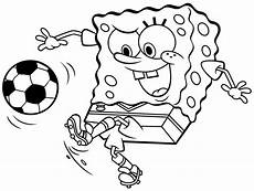 spongebob coloring pages spongebob coloring pages coloring pages for football coloring