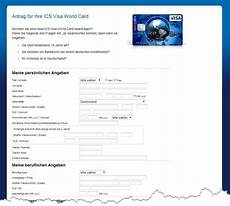 ics visa world card konditionen und geb 252 hren im test