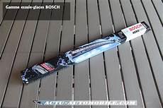 Essuie Glaces Bosch Remplacement Sur Voitures R 233 Centes