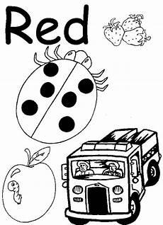 preschool worksheet colors homeschool helper