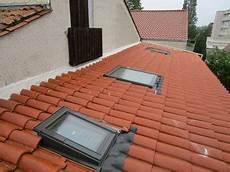 toiture a faible pente couverture tuile ardoise velux 201 cran sous toiture