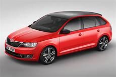 skoda rapid spaceback revealed auto express