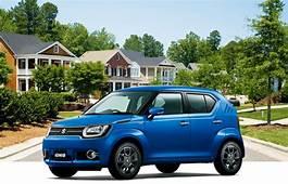 Maruti Suzuki Ignis Bookings Open Crossover Has A