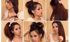 Fast Hairstyles For School running late easy hairstyles for school