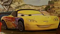 Disney Pixar Cars 2 Jeff Gorvette By Mattel