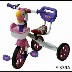 Jual Free Ongkir Sepeda Roda Tiga Anak Bird Merk Family
