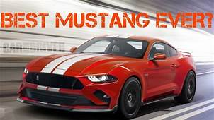 2018 FORD MUSTANG GT500 NEW CAR UPDATE  YouTube