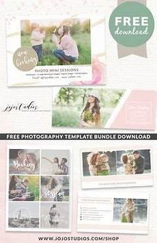 free mini session template photography marketing
