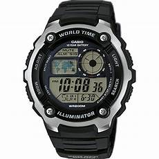 montre casio illuminator the all new casio ae2100 with pic page 2