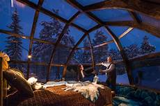 Iglu Hotel Finnland - hotel lapland igloo ranua finland booking
