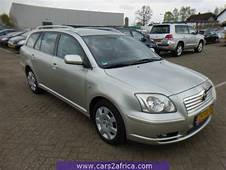 TOYOTA Avensis 20 D 4D 64560  Used Available From Stock